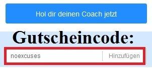 Freeletics Gutscheincode 2015