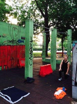 Freeletics Hades Workout Thessaloniki