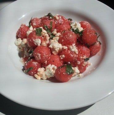 Freeletics Rezept Beilage Tomaten Feta
