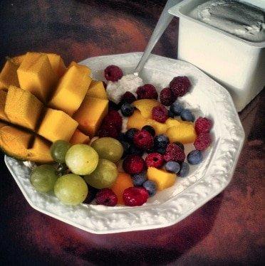 Freeletics Rezept Fruchtjoghurt nachspeise