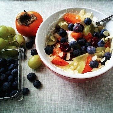 Freeletics Rezept Fruehstueck Fruchtmuesli