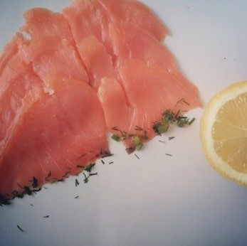 Freeletics Rezept Snack Lachs