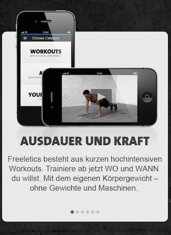 freeletics app ios android-1