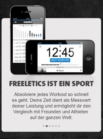 freeletics app ios android-2