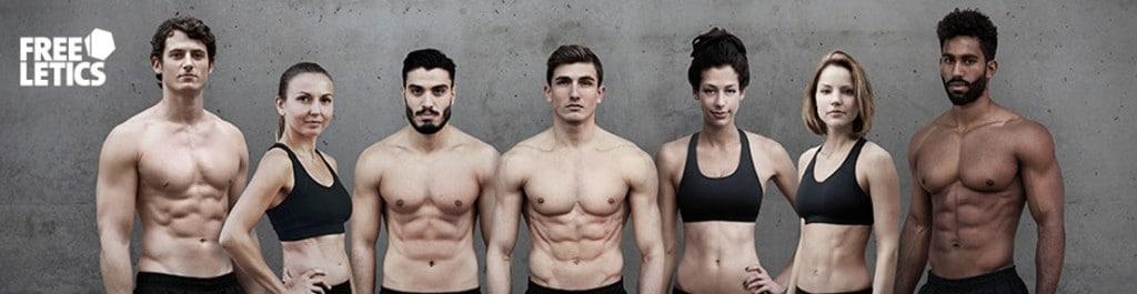 freeletics erfolg muskelaufbau