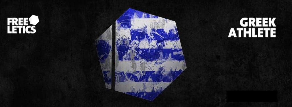 freeletics fahne griechenland