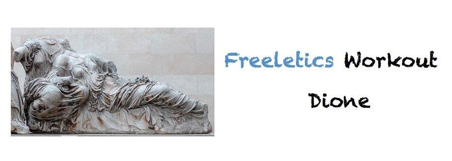 freeletics workout dione kostenlos