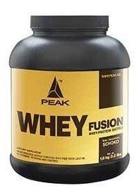 Peak Whey Fusion Leucin Muskelaufbau