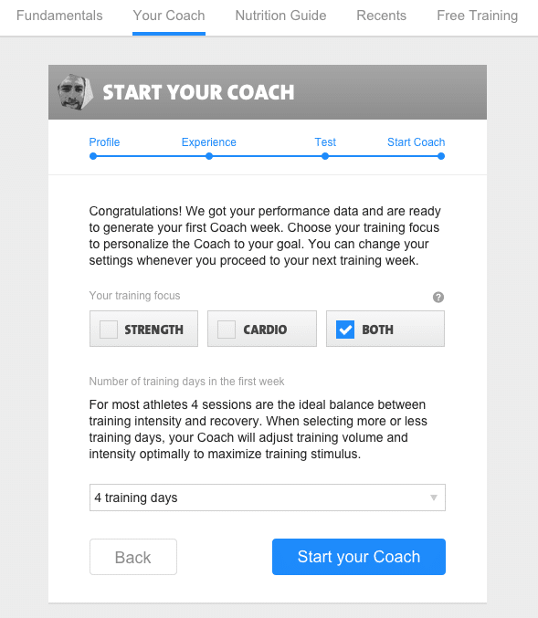 freeletics fitness test-2