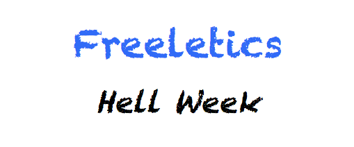 freeletics hell week woche 15