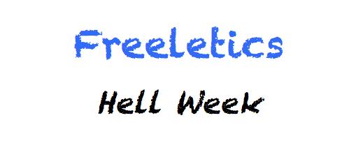 freeletics hell week woche 15