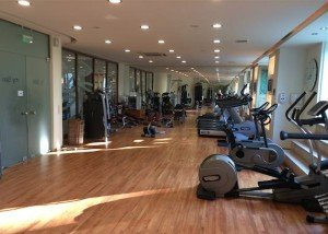 freeletics urlaub fitnessstudio sani resort 1