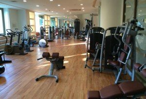 freeletics urlaub fitnessstudio sani resort 2