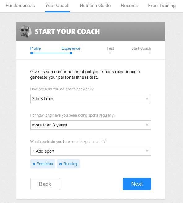 setup des neuen freeletics coach-3