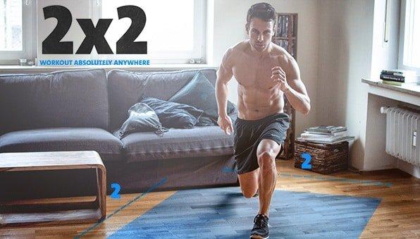 Freeletics 2x2 Workouts