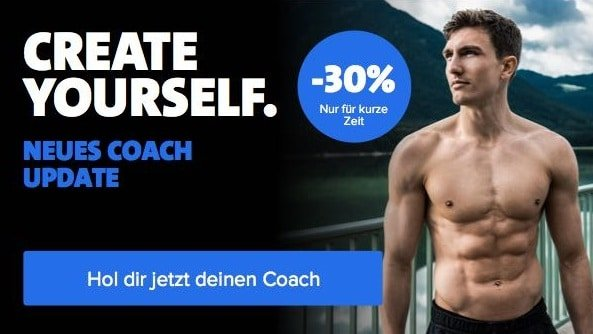 Freeletics Gutschein Coach Update September 2015