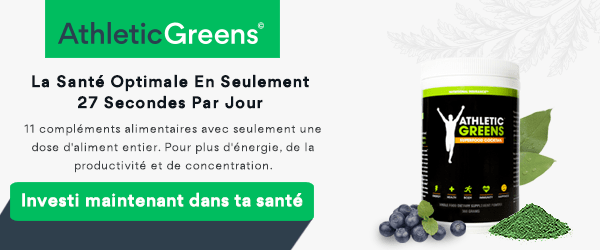 Athletic Greens avis
