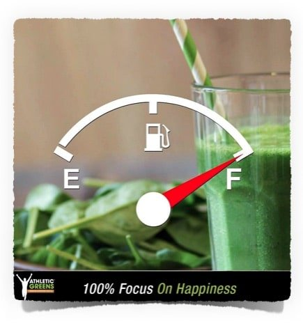 athletic-greens shake supplement
